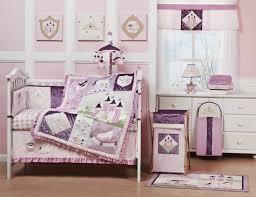 modern baby nursery ideas gray wal white floral valance blue