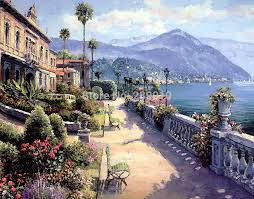 Landscape Canvas Prints by Online Get Cheap Mediterranean Canvas Prints Aliexpress Com