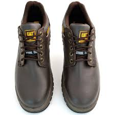 buy online boots extra strong brown color safety men shoes