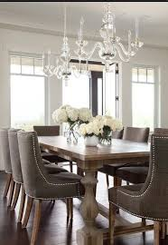 Kitchen Table Decorating Ideas Best 25 Dining Room Chairs Ideas On Pinterest Formal Dining