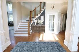 foyer rug decisions bower power