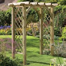 ultima pergola arch from forest garden products pergolas garden