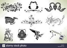 chinese dragon tattoo designs stock photos u0026 chinese dragon tattoo