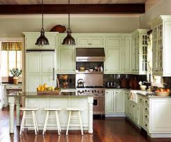 Green Kitchen Cabinets - Olive green kitchen cabinets