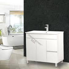 900mm Bathroom Vanity by 900mm Bathroom Vanity Unit Freestanding Ceramic Basin Cabinet