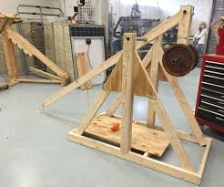 how to build an awesome trebuchet building water balloon and