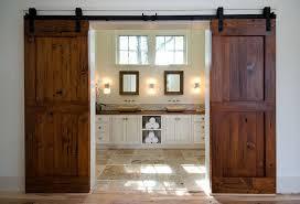 bathroom door ideas 15 sliding barn doors that bring rustic to the bathroom