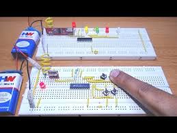 how to make a rf transmitter and receiver youtube