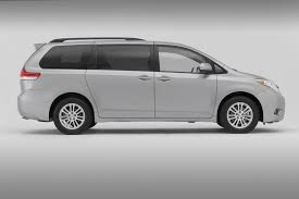 2012 toyota sienna technical specifications and data engine
