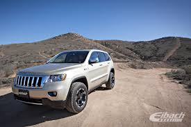 jeep grand cherokee all terrain tires from the eibach garage jeep grand cherokee get lifted eibach blog