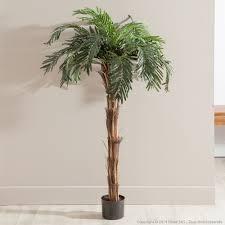tronc d arbre artificiel arbre palmier artificiel en pot tronc coco tropik 180cm