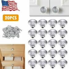 kitchen cabinet door knobs and handles details about 20x stainless steel cabinet door knob drawer handles kitchen cupboard pull