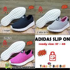 Sepatu Adidas Slip On sepatu adidas slip on import sepatu wanita sepatu slip on wanita