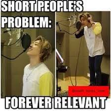 Short People Meme - kpop memes completed problems with short people wattpad