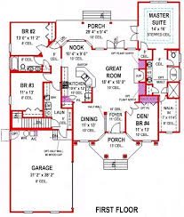 courtyard garage house plans courtyard style garage house plans