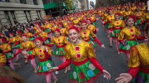 macy s thanksgiving day parade 2015