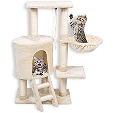 firstwell cat tree condo tower with scratching posts