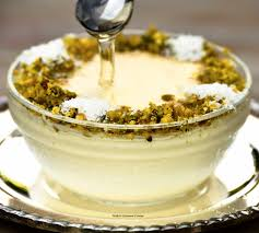 proportion cuisine ashtalieh ashtalleya with desiccated coconut hadias lebanese cuisine