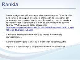 iva en mexico 2016 declaración anual méxico 2016