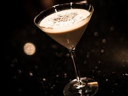 eggnog martini recipe tis the season where to spot egg nog