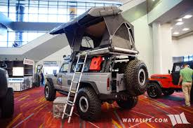 jeep gladiator 2017 sema roamr jeep gladiator tomahawk