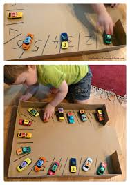 a car parking numbers game to make learning numbers fun b