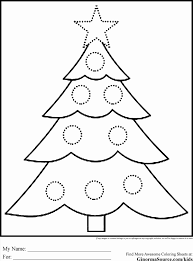 christmas christmas trees coloring pages swirly tree