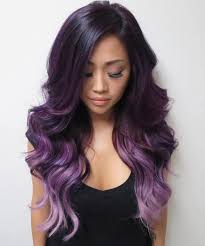 hombre style hair color for 46 year old women best 25 purple hair tips ideas on pinterest purple tips