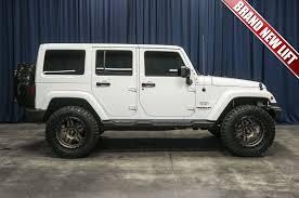 jeep sahara lifted lifted 2016 jeep wrangler unlimited sahara 4x4 northwest motorsport
