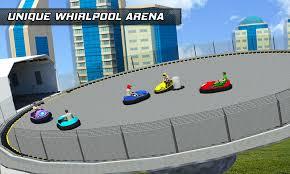 bumper car crash racing fever demolition derby 3d free download