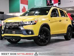 mitsubishi rvr interior new 2017 mitsubishi rvr for sale edmonton ab