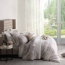 ines linen quilt cover set by private collection just bedding