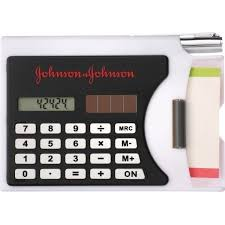 Promotional Business Card Holders Calculator Business Card Holder With Pen Included Promotional