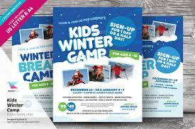 camp flyer template summer camp flyer template 550 6 summer camp