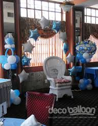 Decorated Baby Shower Chair Balloon Decorations Balloon Decorations In New Jersey Balloon