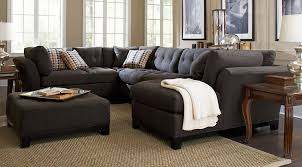 Small Chaise Sectional Sofa Microfiber Sectional Sofa With Chaise Living Room