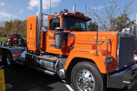 mack trucks gary mahan truck collection mack