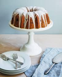 orange cranberry bundt cake