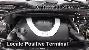 mercedes gl 450 2012 how to jumpstart a 2007 2012 mercedes gl450 2009 mercedes