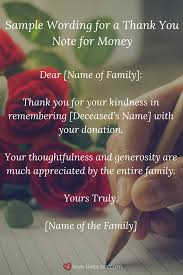 funeral expenses 33 best funeral thank you cards funeral expenses charity fund