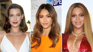 hairstyles that look flatter on sides of head the 10 most flattering haircuts for oval faces allure