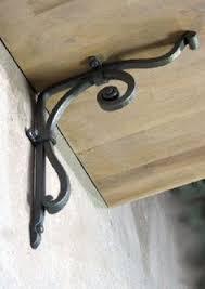 sale industrial pipe shelf bracket by reclaimerdesign on etsy