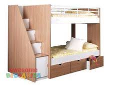 Blazer Single Low Line Bunk Bed Awesome Beds  Kids Bunk Beds - Lo line bunk beds