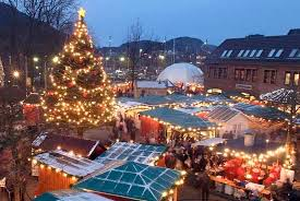 christmas markets norway