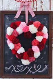 Decoration For Valentines Day by 13 Diy Valentine U0027s Day Decorations Easy Valentines Day Decor Ideas