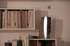 Bookcase Lamps Brecce Lamps By Marco Stefanelli Wedge Bright Lights Into Logs