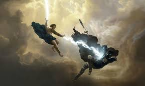 film god of war vs zeus does zeus have a justice league cameo