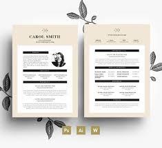 resume template editable 33 best stylish resumes images on pinterest cv template design