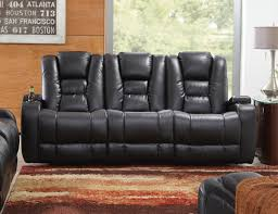 Power Recliners Sofa Sofa Design Ideas Leather Material Power Reclining Sofa