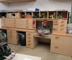 the ultimate miter saw station woodworking shop ideas and wood